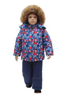 Комплект куртка и брюки П2330