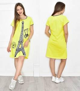 Платье домашнее Т6640