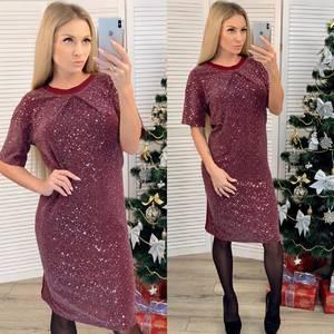 Платье короткое нарядное элегантное Ф6625