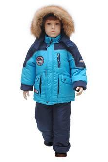 Комплект куртка и брюки П2317