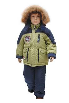 Комплект куртка и брюки П2319