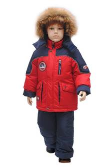 Комплект куртка и брюки П2316