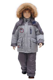 Комплект куртка и брюки П2320
