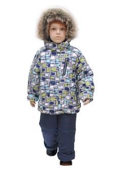 Комплект куртка и брюки П2325