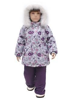 Комплект куртка и брюки П2381