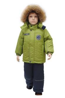 Комплект куртка и брюки П2311