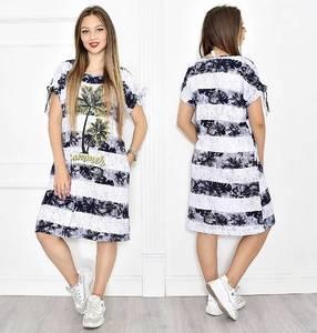 Платье домашнее Т6641