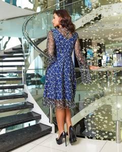Платье короткое нарядное А20767
