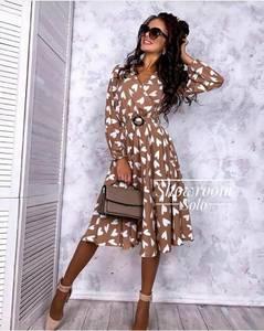 Платье длинное нарядное А09402
