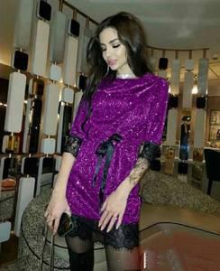 Платье короткое нарядное А10655