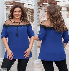 Блуза нарядная А12085