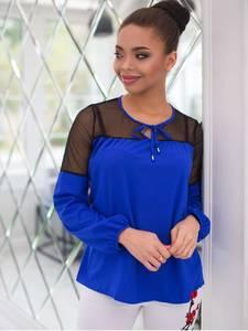 Блуза с длинным рукавом А11388