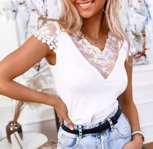 Блуза белая А31408