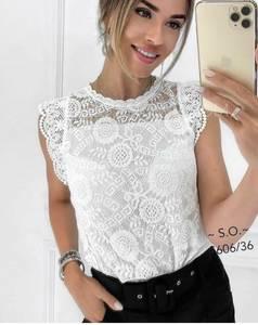 Блузка без рукавов А32601