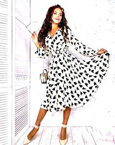 Платье длинное нарядное А09403