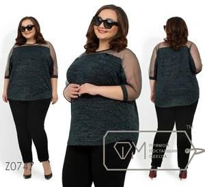 Блуза нарядная А11678