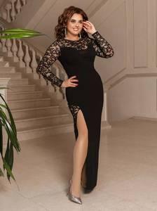 Платье длинное нарядное А13972