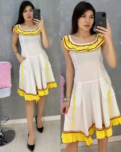 Платье короткое летнее А07131