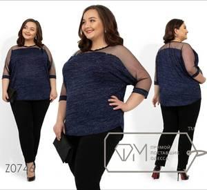 Блуза нарядная А11679