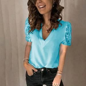 Блуза летняя А09524