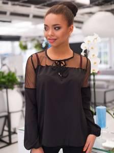 Блуза с длинным рукавом А11391