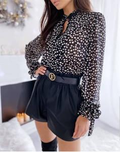 Блуза с длинным рукавом А16575