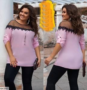 Блуза нарядная А12088