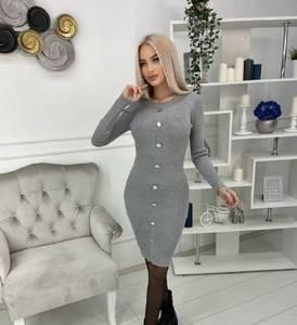 Платье короткое современное А57600