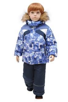 Комплект куртка и брюки П2375