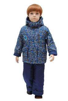 Комплект куртка и брюки П2212