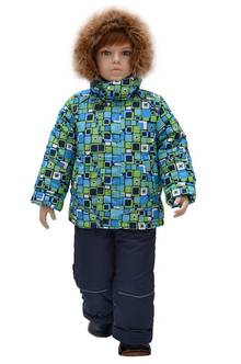 Комплект куртка и брюки П2332