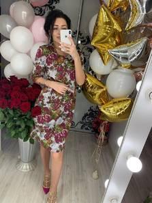 Платье Ц1057