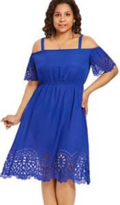 Платье короткое однотонное современное Х8861