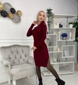 Платье короткое современное А57608