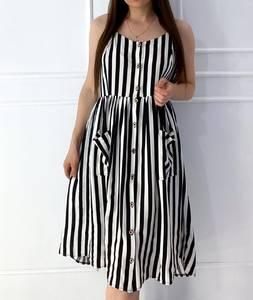 Платье короткое летнее А04963