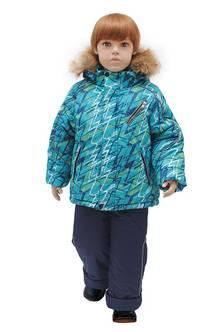 Комплект куртка и брюки П2350