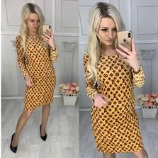 Платье Ц0764