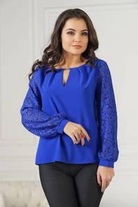 Блуза с длинным рукавом Ц2447