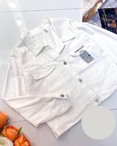 Джинсовая куртка А38510