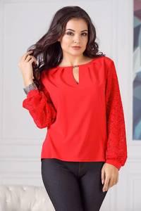 Блуза с длинным рукавом Ц2448