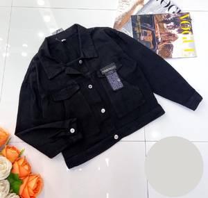 Джинсовая куртка А38512