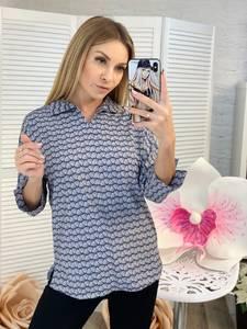 Блуза с коротким рукавом Ц2310