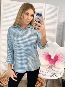 Блуза с коротким рукавом Ц2311