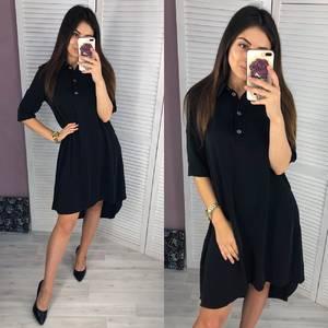 Платье короткое современное Ч4312