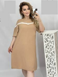 Платье короткое летнее А46809