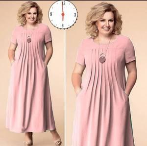 Платье длинное нарядное А46817