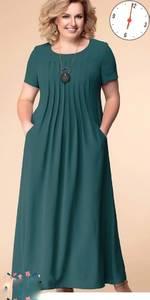 Платье длинное нарядное А46820