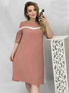 Платье короткое летнее А46810