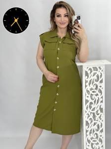 Платье короткое летнее А46838
