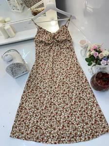 Платье короткое летнее А46871